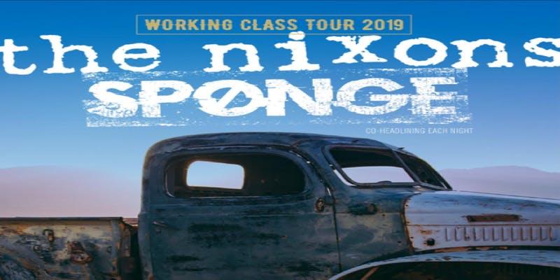 Sponge / The Nixons