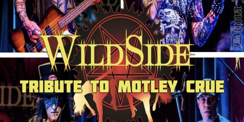 Wildside: Tribute to Motley Crue