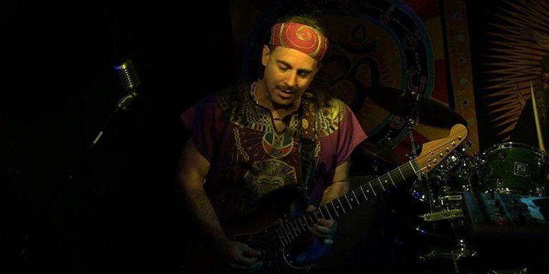 Joe Stuby & Rocking Horse
